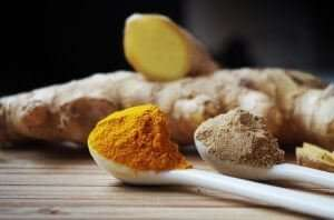 Superfoods, Turmeric & Ginger