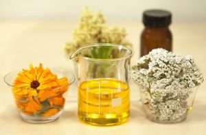 Essential oils for internal use