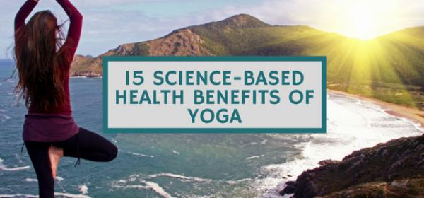 15 Science-Based Health Benefits of Yoga
