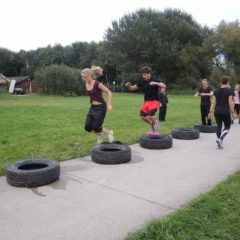 Bootcamp Exercising