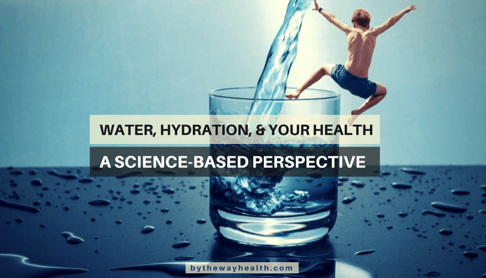 Water and health benefits