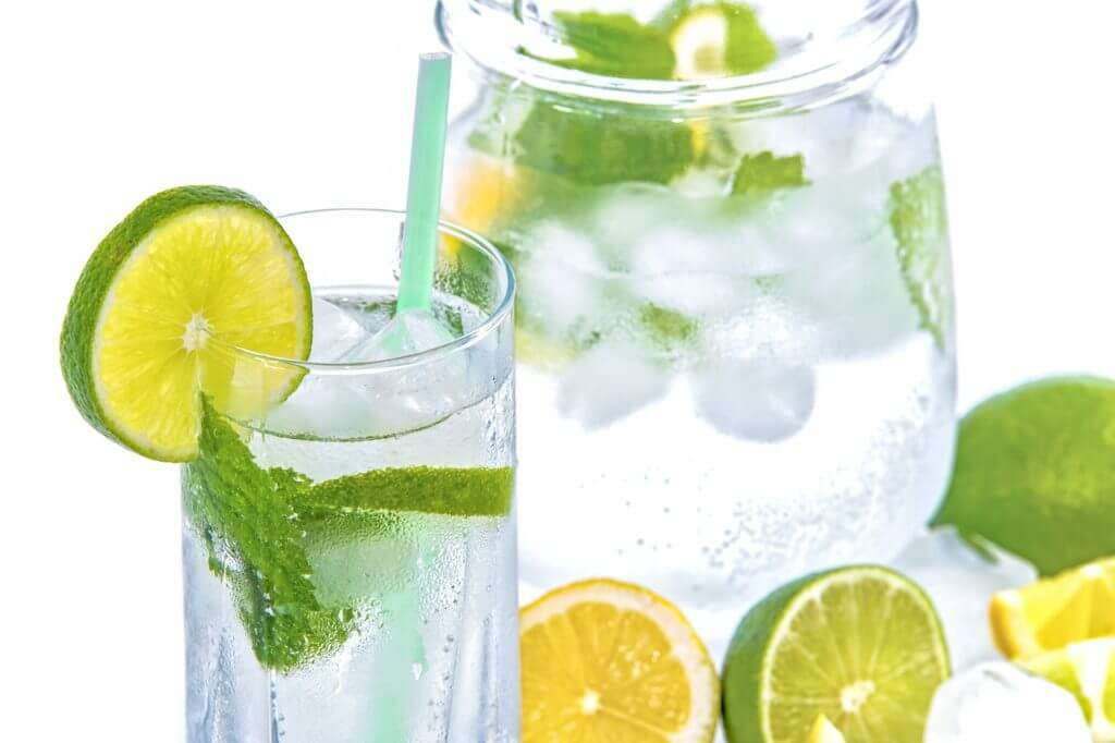 lemon water for constipation relief