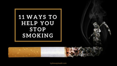 11 ways to help you stop smoking