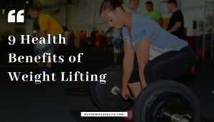 9 Health Benefits of Weight Lifting