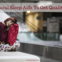 13 Natural Sleep Aids To Get Quality Sleep