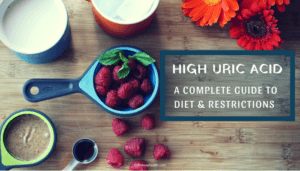 High Uric Acid: Dietary Guidelines & Restrictions