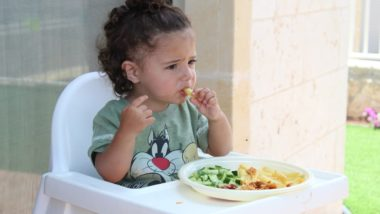 11 ways to teach your kids about healthy eating